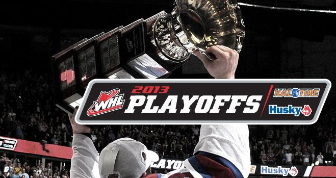 2013 WHL playoffs