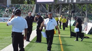 Kent Austin returns to Mosaic Stadium, 6 years after winning a Grey Cup with the Green and White.