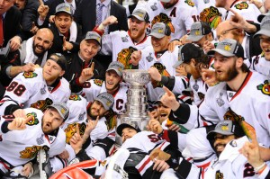 Hawks Stanley Cup Champs