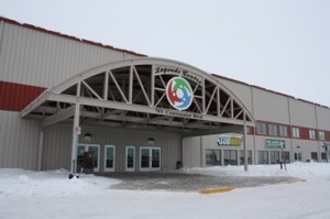Warman Legends Centre