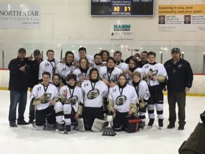 Bantam Black Aces