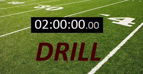 Image result for 2 minute drill